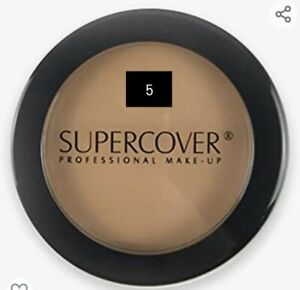 Supercover HD High Definition Foundation - Full Coverage 17g 5