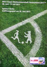 pubblicitaria tedesca FIFA Frauen-Weltmeisterschaft Deutschland 2011 Berlin