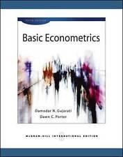 Basic Econometrics 5E by Damodar N. Gujarati (Paperback, 2009) 9780071276252