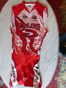 Voler Tri One-Piece Skinsuit, Sleeveless, Large