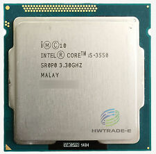 Intel Core i5-3550 SR0P0 3.3 GHz Quad-Core 6MB Ivy Bridge LGA 1155 CPU Processor