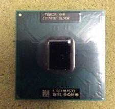 CPU INTEL SL9KW Intel Celeron M 440  Socket M 1.86/1M/533 LF80538 440