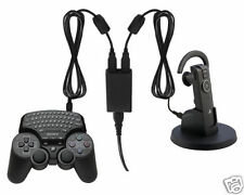 PS3 USB AC Adaptor Officiel playstation 3 chargeur NEUF