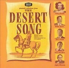 The Desert Song; New Moon by 1953 Studio Cast/1944 Studio Cast (CD, Jul-2002,...