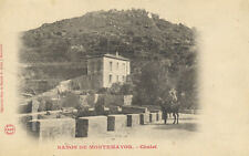 Tarjeta Postal. BAÑOS DE MONTEMAYOR (CÁCERES). Chalet