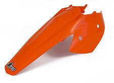 Ufo Motocross Ktm Sx Sxf 04-06 Trasero fender/side paneles 212 Naranja