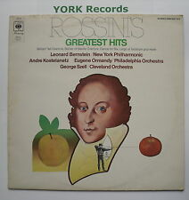 30016 - ROSSINI - GREATEST HITS  - Excellent Condition LP Record