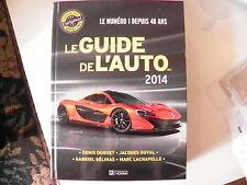 le guide de l'auto 2014