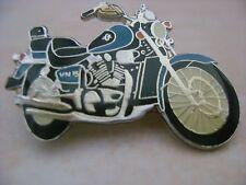 Kawasaki VN1500 Blue Motorcycle Pin