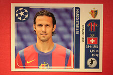 PANINI CHAMPIONS LEAGUE 2011/12 N 191 STRELLER BASEL WITH BLACK BACK MINT!