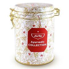 Yogi Tea Organic Herbal Ayervedic Collection Thé Boîte Cadeau 5 saveurs 30 sacs