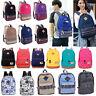 Tribal Print Backpack Bookbag Vintage Rucksack Travel College Bags School Bag