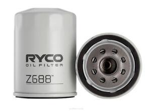Ryco Oil Filter Z688 fits Holden Captiva 3.2 i 4x4 (CG)