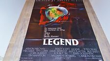 LEGEND ! ridley scott affiche cinema heroic-fantasy