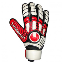 Uhlsport NWT AKKURAT SOFT FOAM HN guantes Professional Soccer Goalie Gloves 10