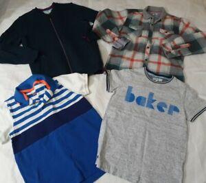 11-12 years boys bundle Ted baker mini boden jacket tops shirt (K)