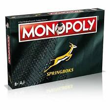 Monopoly Springboks Rugby con Tema Tablero Juego por Winning Moves