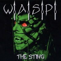 The Sting: Live in Los Angeles by W.A.S.P. 12 inch Vinyl BRAND NEW & SEALED