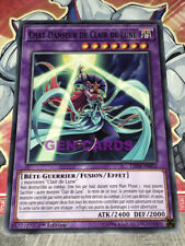 Carte YU GI OH CHAT DANSEUSE DE CLAIR DE LUNE LED4-FR052 x 2