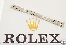 GENIETETES ROLEX LADY FLEX ARMBAND - EDELSTAHL - 6634 & 66 - 1960er - BRACELET
