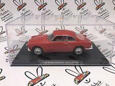 "DIE CAST "" ALFA ROMEO GIULIETTA SPRINT (1954) "" AUTO VINTAGE SCALA 1/24"