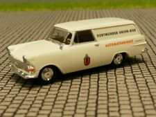 1/87 Brekina Opel Rekord P2 Dortmunder Union Bier