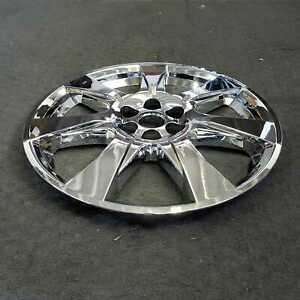 """New 20"""" Chrome Clad Wheel Cover for 2010-2013 Cadillac SRX OEM Quality 4666"""