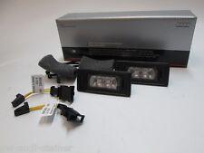 WOW Original Audi LED Kennzeichenbeleuchtung Kennzeichenleuchte -Nachrüstsatz-
