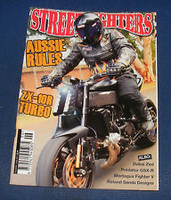 STREETFIGHTERS MAGAZINE JUNE 2011 - AUSSIE RULES