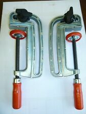 BESSEY KBM-1 MAXIS VARIO CLAMP SYSTEM PAIR CLAMPS FOR ORIGINAL K-BODY CLAMPS