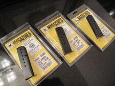 3-Pack LLAMA Micromax MiniMax IIIA 3A XA MAGAZINE .380 Mag 380 acp 7 RD LAMA