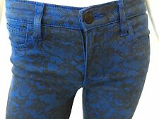 Womens Joes Jeans The Skinny, Chantilly Lace Print Skinny Jeans size 24