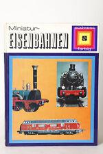 Railway Book: Miniature Railway, COLOURFUL OVERVIEW, U. Tosco (80619)
