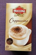 Moccona Cappuccino Coffee Cafe StyleDelicious Serves 10 pack 150g-AustralianMade
