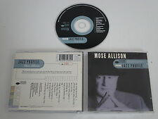 MOSE ALLISON/JAZZ PROFILE(BLUE NOTE 7243 8 55230 2 1) CD ALBUM