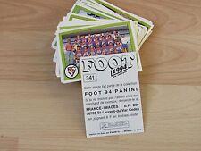 PANINI FOOTBALL 94 - 1994 - Stikers originaux  neufs