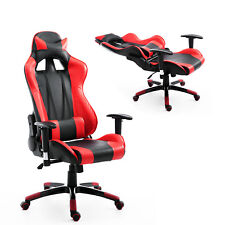 Race Car Style Ergonomic Gaming Office Chair High Back Computer Swivel Seat