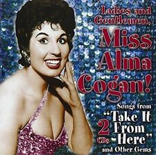 ALMA COGAN - LADIES AND GENTLEMEN, MISS ALMA COGAN NEW CD