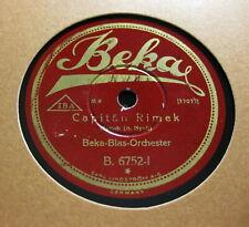 Beka Blas Orchester - Capitän Rimek / Per aspera ad astra BEKA B.6752 (1258)