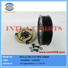 CVC auto ac compressor clutch for Opel Astra H 1.7 24466996 13297443 13124751