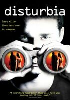 Disturbia [New DVD] Ac-3/Dolby Digital, Dolby, Dubbed, Subtitled, Widescreen