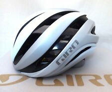 Giro Aether MIPS Matte White Silver Large