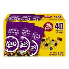 Kars Gluten Free Sweet N Salty Trail Mix 2 OZ  40 Count-BEST DEAL GOING