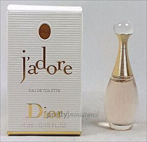 ღ J'adore - Christian Dior - Miniatur EDT 4ml
