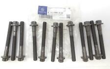 QTY 12 New OEM MERCEDES Engine Cylinder Head Bolts 6119901322 SHIPS TODAY