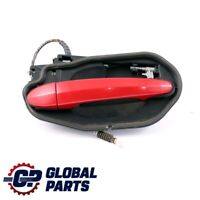 BMW X3 Series E83 Rear Right Grab Handle Door O/S Karmesinrot Red A61