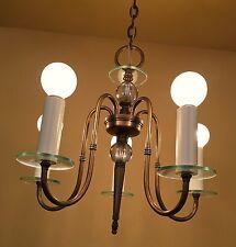 Vintage Lighting dashing 1930s chandelier