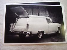 1955 CHEVROLET  150 SEDAN DELIVERY  11 X 17  PHOTO  PICTURE