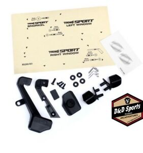 Traxxas 8119 Mirrors - Side (Left and Right)/ Snorkel/ Mounting TRX-4 Sport