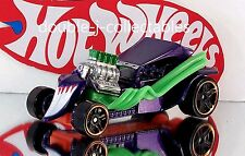 2016 Hot Wheels Batman & Rouges Gallery The JOKER Purple Loose DC Comics